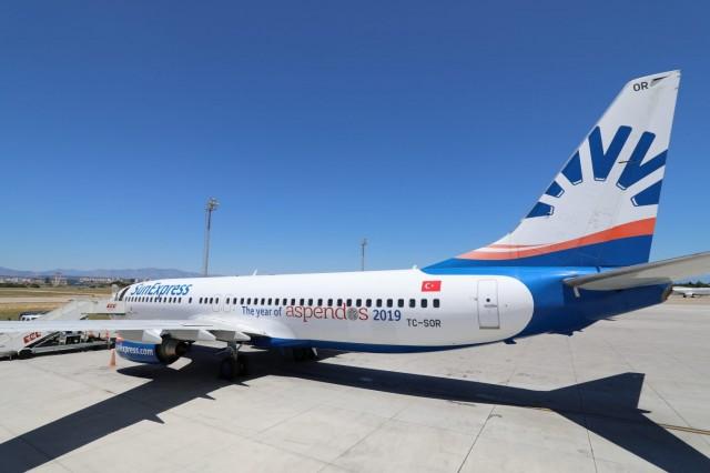 Τέρμα τα πλαστικά μιας χρήσης στις πτήσεις της SunExpress