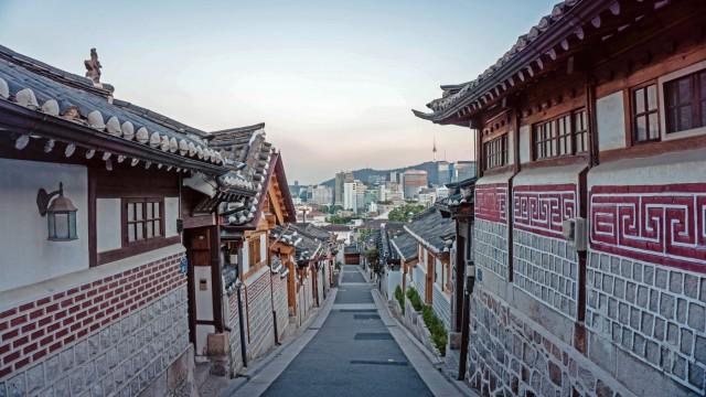 Σεούλ: Μια ηλιακή πρωτεύουσα