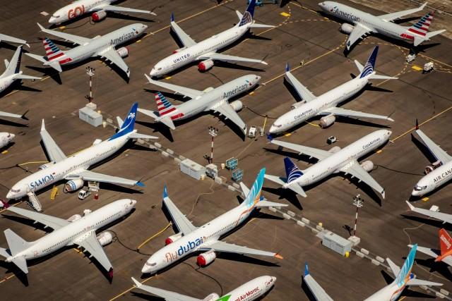 Δύσκολο το 2019 για την αεροπορική βιομηχανία