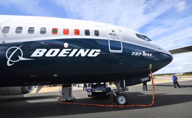 Η Boeing διακόπτει την παραγωγή του 737 MAX
