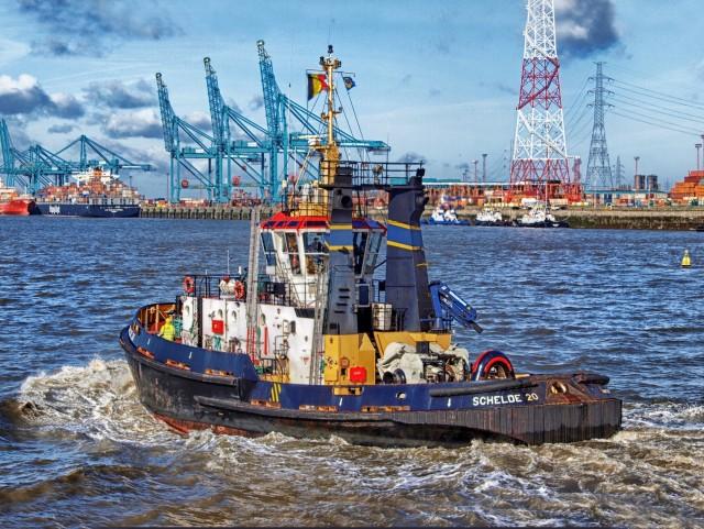 Σε ρυθμούς ανάπτυξης το λιμάνι της Αμβέρσας