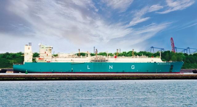 Σε αναζήτηση νέων προορισμών το αμερικανικό LNG