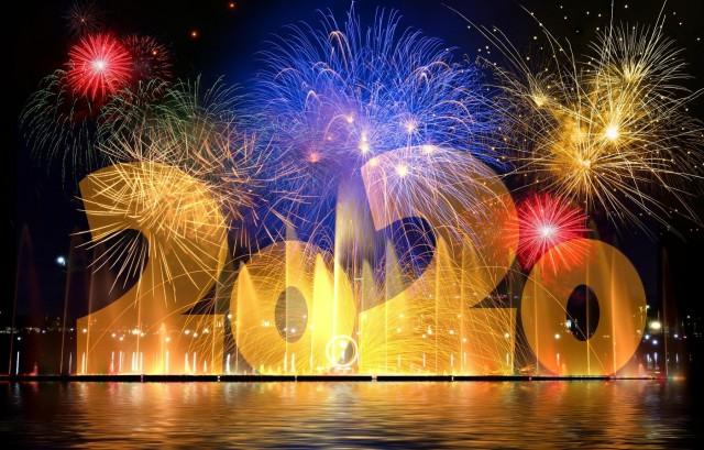 Η υποδοχή της νέας χρονιάς στα λιμάνια του κόσμου