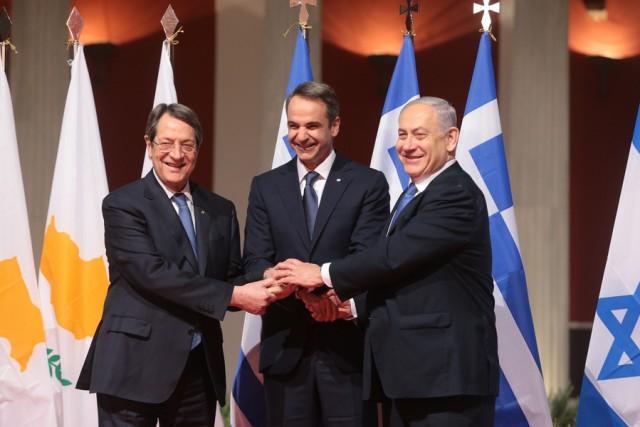 Ελλάδα – Κύπρος – Ισραήλ: Έπεσαν οι υπογραφές για τον EastMed