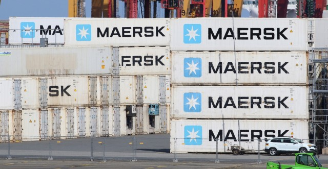 A.P. Moller-Maersk: Με το βλέμμα στην ξηρά