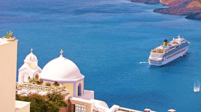 Κρουαζιέρα: Σημαντική άνοδο για τις αφίξεις στην Ελλάδα το 2019