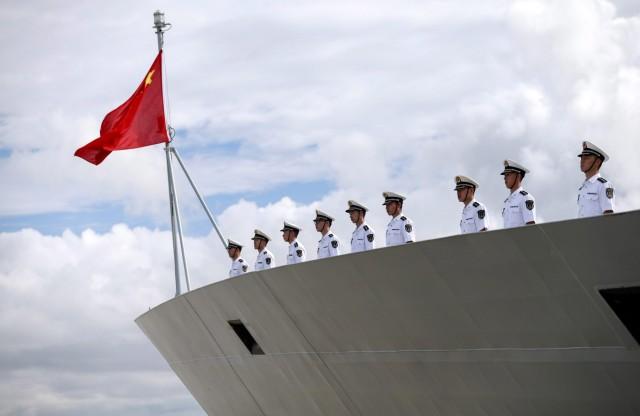 23 υπερσύγχρονα κινεζικά πολεμικά πλοία παραδόθηκαν το 2019