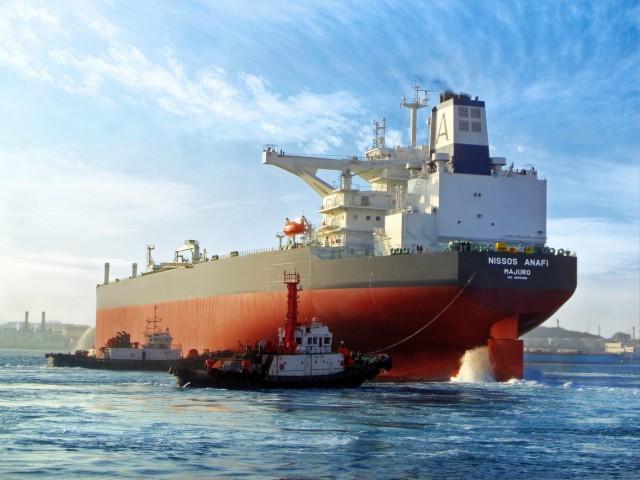 Το πρώτο νεότευκτο του 2020 για την Kyklades Maritime