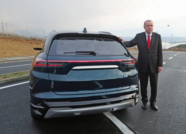 Το 2022 το πρώτο ηλεκτρικό όχημα της Τουρκίας στους δρόμους