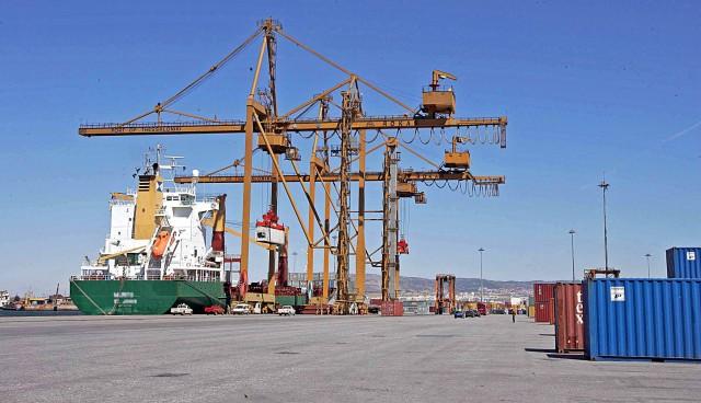 Λιμάνι Θεσσαλονίκης: Σε ανοδική τροχιά η διακίνηση φορτίων το 2019