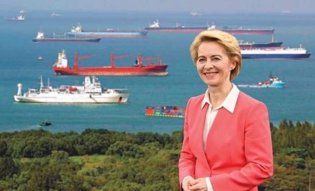 ΕΕ: Πράσινο φως για τα θεσμικά πλαίσια πέντε ναυτιλιακών κρατών