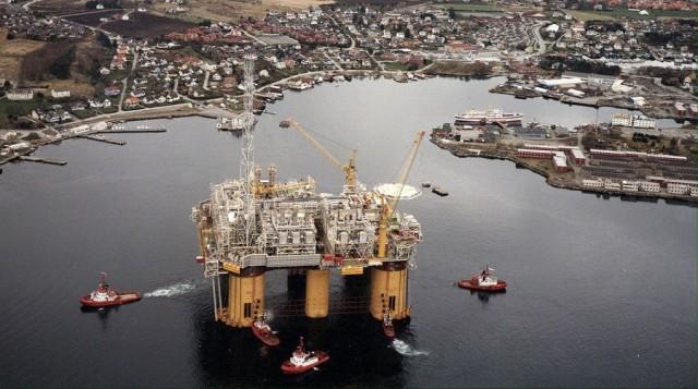 Νορβηγία: Από το ναδίρ στο ζενίθ η παραγωγή πετρελαίου