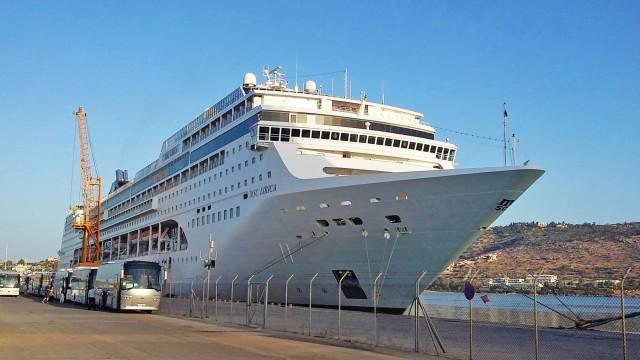 Λιμάνι Σούδας: Δεκαετία ανάπτυξης για την κρουαζιέρα