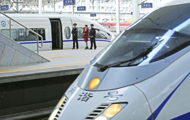 Κίνα: Γεγονός τα «έξυπνα» τρένα-σφαίρες