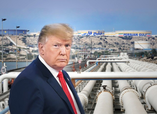 Νέες κυρώσεις, η απάντηση Τραμπ στο Ιράν