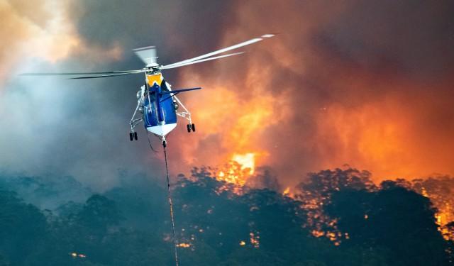 Αυστραλία: Οι πυρκαγιές τροφοδοτούν τις διαμαρτυρίες κατά του άνθρακα