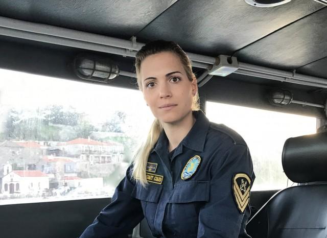 Οι γυναίκες κυβερνήτες σκαφών στο Αιγαίο τιμούνται από το Λιμενικό