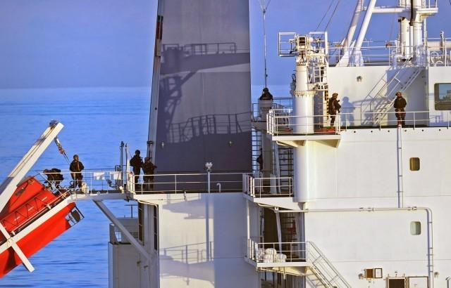 Απελευθερώθηκαν 19 μέλη πληρώματος του δεξαμενόπλοιου «Duke»