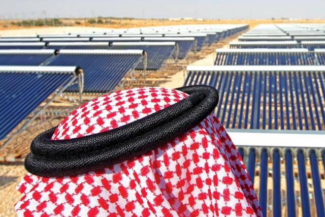 Το πρώτο ηλιακό πάρκο μεγάλης κλίμακας του Κατάρ