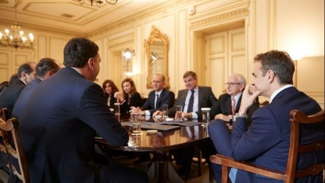 Ένωση Ελλήνων Εφοπλιστών: Χορηγία 6 εκατ. ευρώ για τα δημόσια νοσοκομεία