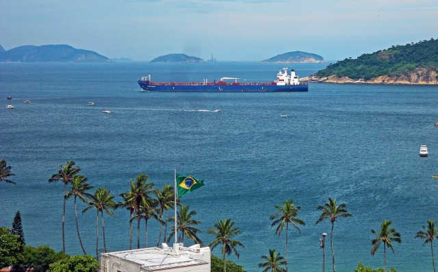 Δεξαμενόπλοια: Η εκτόξευση των βραζιλιάνικων εξαγωγών αργού, αχτίδα αισιοδοξίας