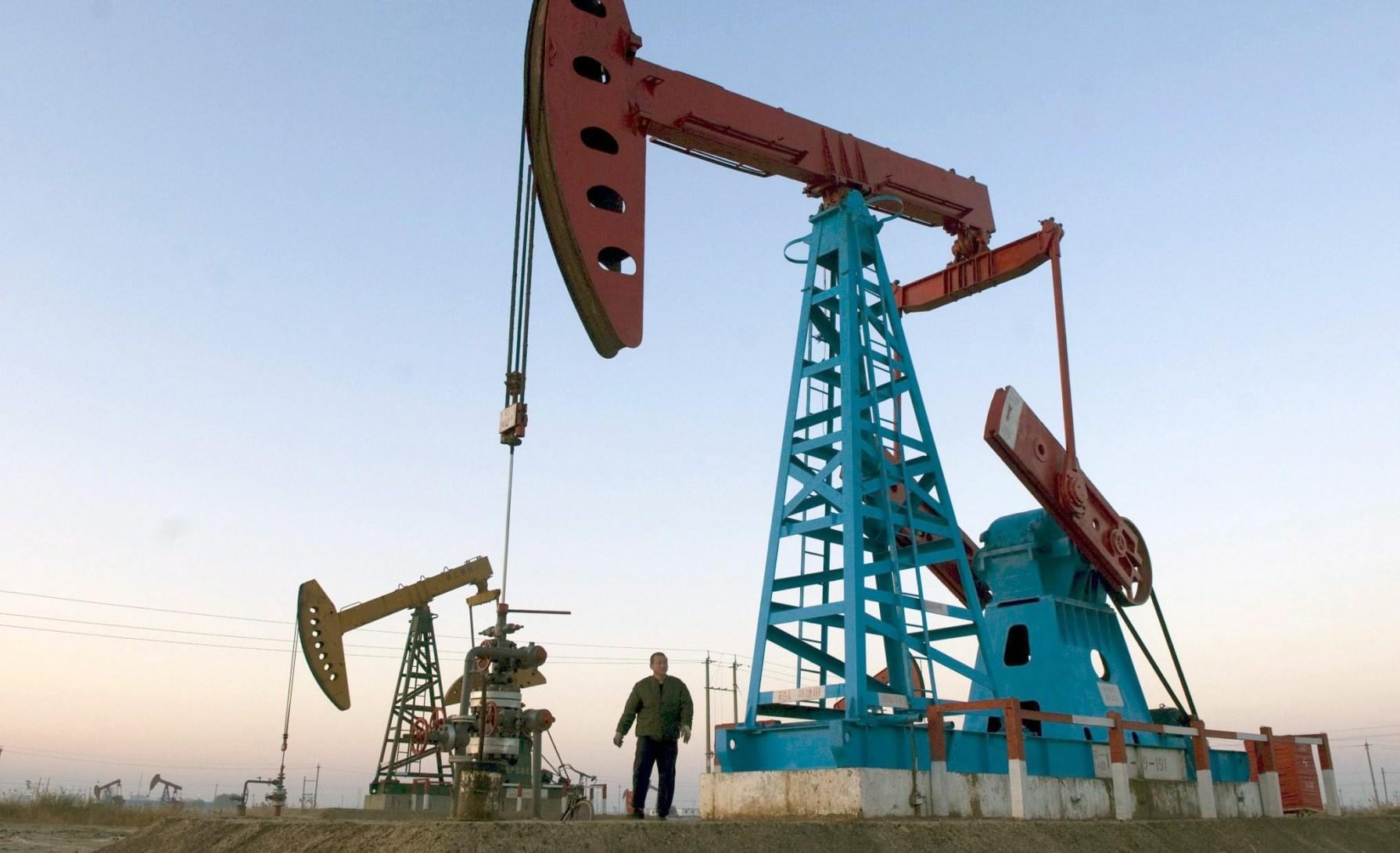 Εύρηκα – Εύρηκα: Μογγολικό πετρέλαιο!