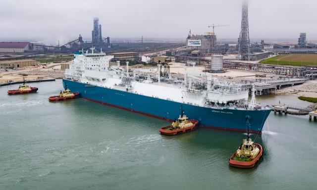 Cheniere: Γεγονός το 1.000ό φορτίο LNG