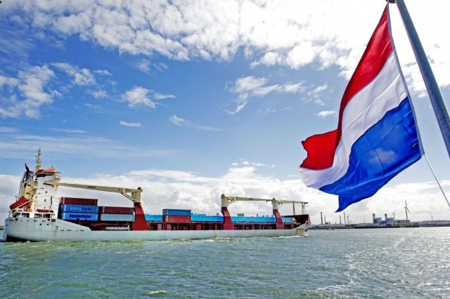 Το Ρότερνταμ σταθερά στην κορυφή των λιμανιών της Ευρώπης