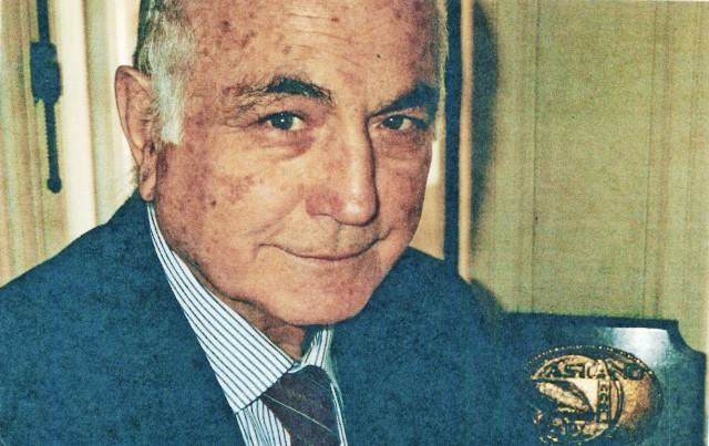 Γ. Χαγιαλίδης: Το τελευταίο «αντίο» σε έναν μεγάλο Ναυτέλληνα