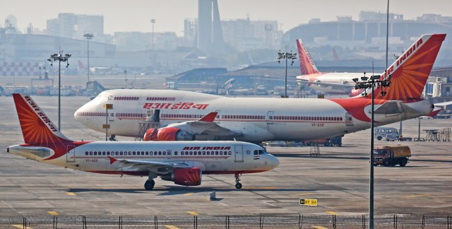 Η πώληση της Air India, πονοκέφαλος για την κυβέρνηση Modi