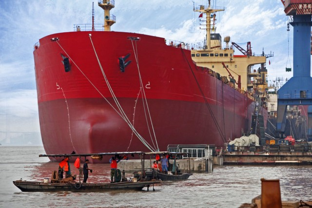 Scrubbers: Καθυστερήσεων συνέχεια στα ναυπηγεία