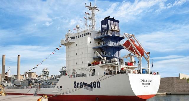 M/V SEAVEN STAR: Το νέο πλοίο τηςSeaven