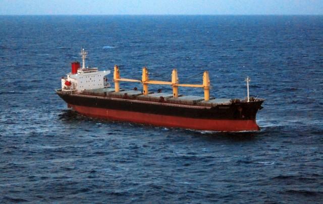 Ακυβερνησία πλοίου στον Σαρωνικό