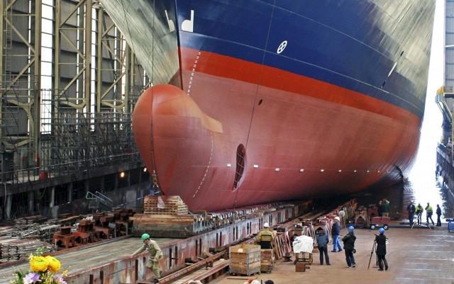 Νότια Κορέα: $690 εκατ. για ναυπηγήσεις νεότευκτων πλοίων