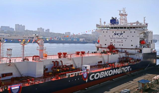 Sovcomflot: Με φόντο την πράσινη ναυτιλία