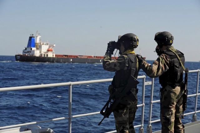 Ληστρική επίθεση σε ελληνόκτητο πλοίο