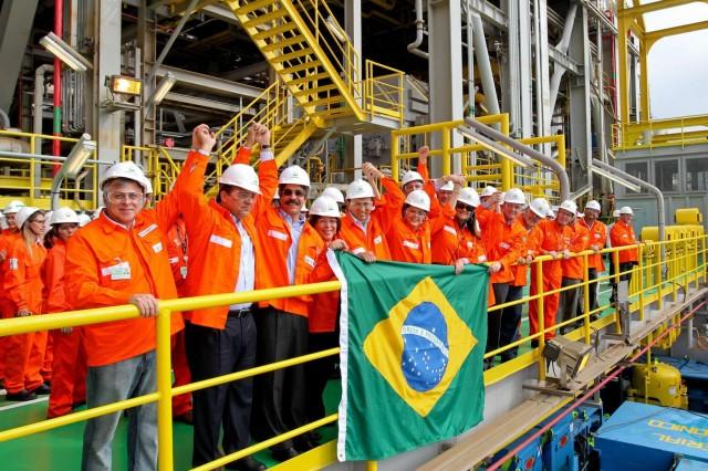 Βραζιλία: Παραγωγή-ρεκόρ του μαύρου χρυσού το 2019
