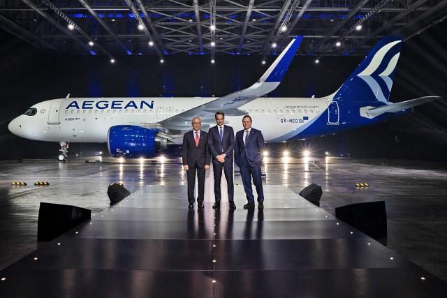 ΑegeanAirlines:Οι ευχάριστες εκπλήξεις ξεκίνησαν