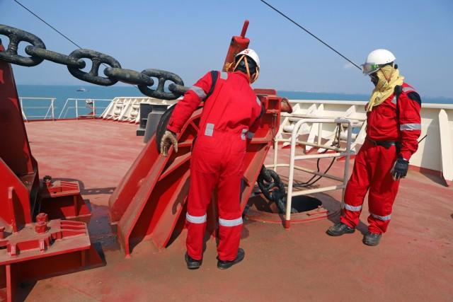 Ατύχημα με θύματα ναυτικούς σε πλοίο