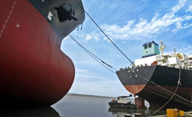 Στον κυκεώνα του Covid-19 οι παραδόσεις πλοίων