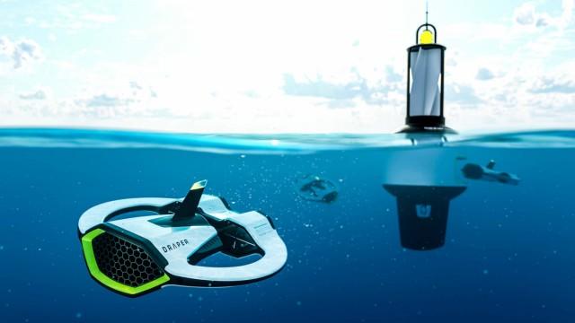 Υποβρύχια drones κατά των μικροπλαστικών στους ωκεανούς