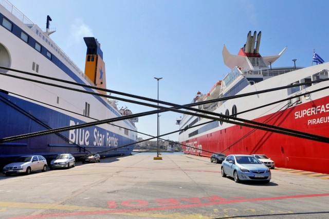 Πρωτοδικείο Πειραιά: Παράνομη η 24ωρη απεργία των ναυτεργατικών σωματείων