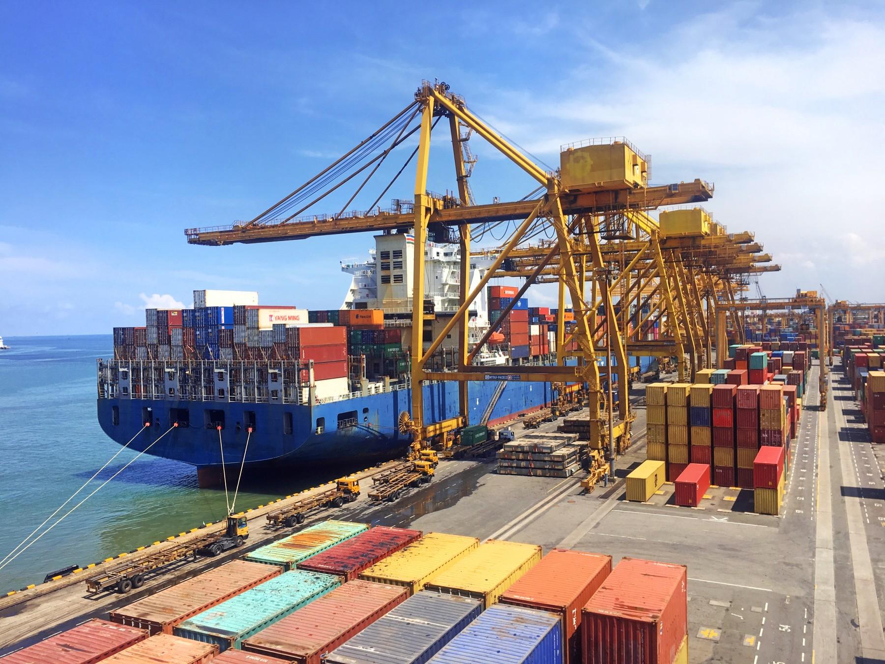 Αλαλούμ σε τέσσερα μεγάλα λιμάνια της Αυστραλίας