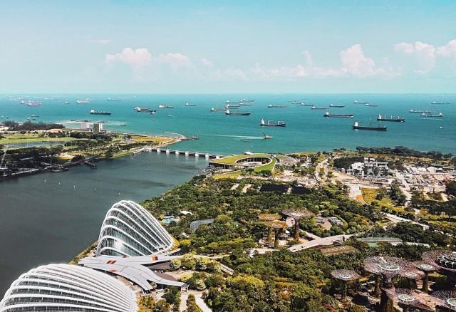 Σε υψηλά διετίας οι πωλήσεις ναυτιλιακών καυσίμων στη Σιγκαπούρη
