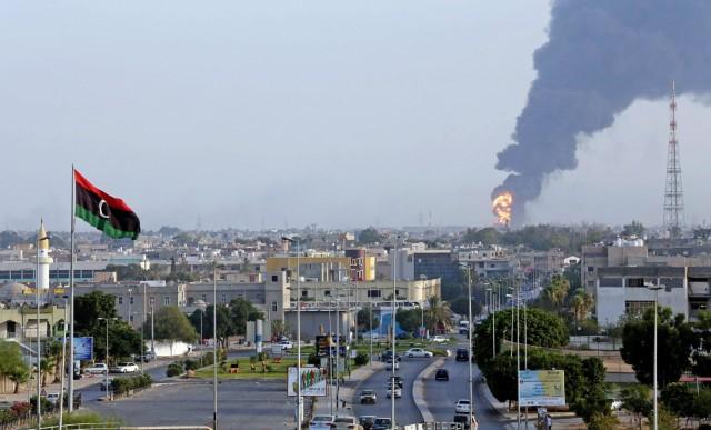 Επίθεση σε τουρκικό πλοίο στην Τρίπολη