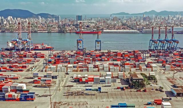 Καθυστερήσεις στο μεγαλύτερο λιμάνι της Λατινικής Αμερικής