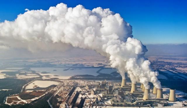 Σταθερές παρέμειναν οι εκπομπές ρύπων από την παραγωγή ενέργειας