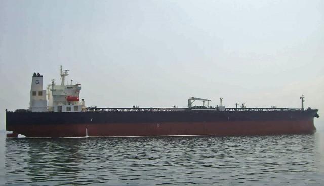 Επίθεση στο δεξαμενόπλοιο ALPINE PENELOPE