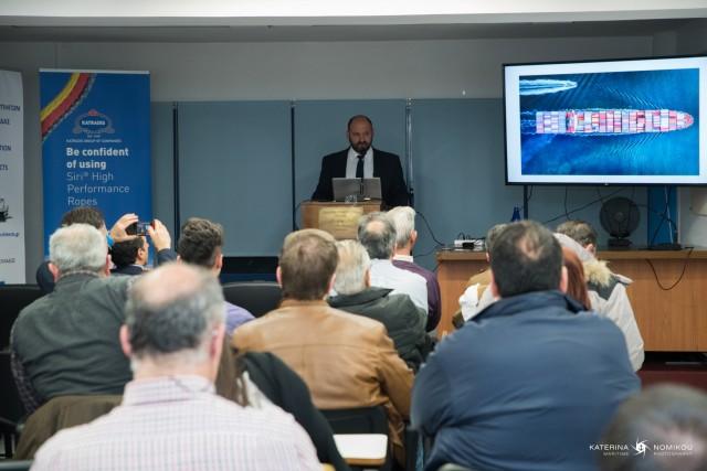 Εκδήλωση του Συλλόγου Διπλωματούχων Ναυπηγών Μηχανικών Ελλάδος με την Κατράδης ΑΒΕΕ