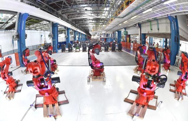 Πτώση στις γερμανικές εξαγωγές μηχανημάτων και βιομηχανικών εξαρτημάτων